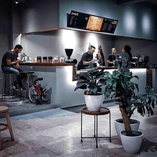 Rekomendasi Coffee Shop Yang Instagramable Di Jakarta
