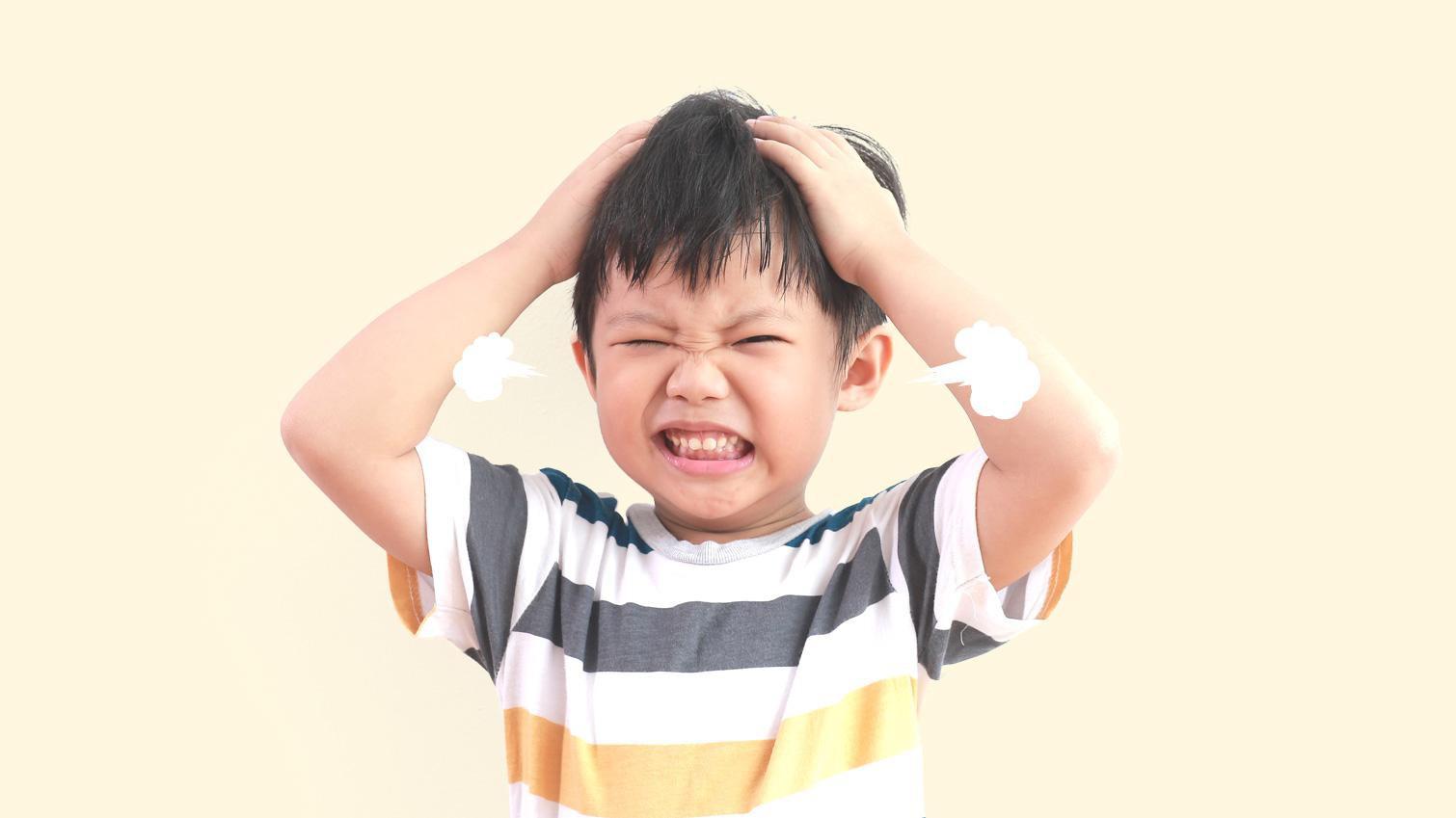 Tips Parenting: Cara Meredam Emosi Pada Anak