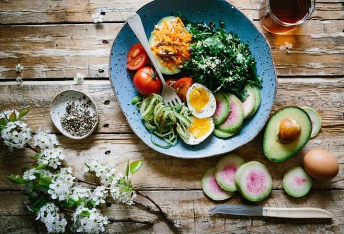 Contek Menu Diet Sehat Ini Untuk Sarapan Hingga Makan Malam Enervon