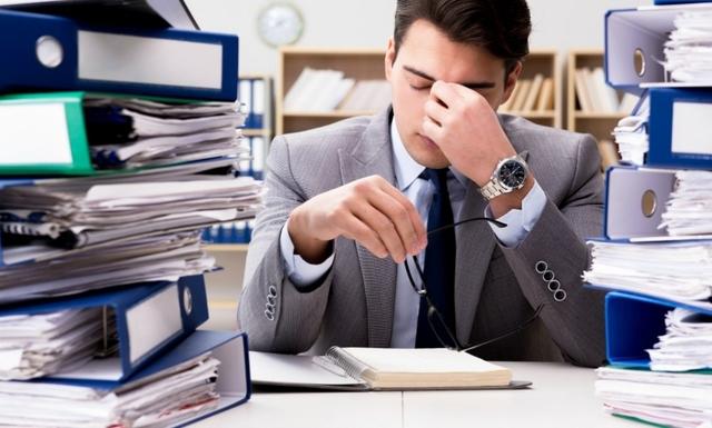 Hati- Hati, Stress Kerja Dapat Memicu Penyakit Serius! | Enervon