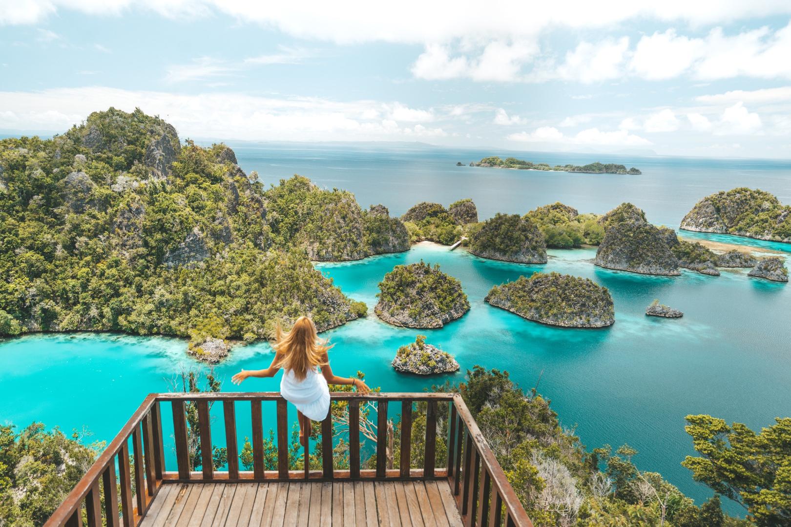 6 Destinasi Asli Indonesia Yang Mirip Dengan Wisata Di Luar Negeri