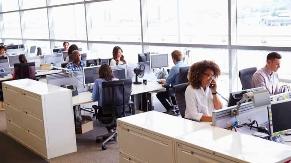 Desain Ruang Kerja Kantor Dapat Pengaruhi Kesehatan dan Kebahagiaan Karyawan