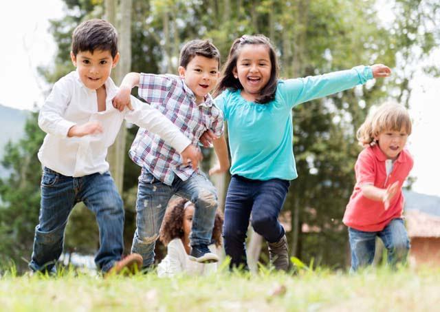 Berikut ini Ciri- Ciri Anak Sehat yang Wajib Diketahui