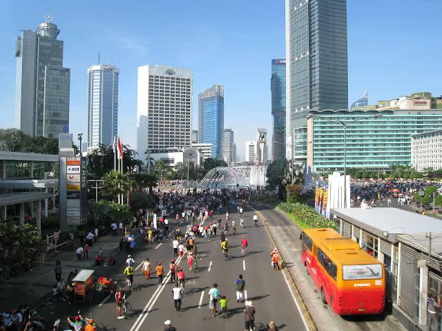5 Aktivitas yang Bisa Warga Jakarta Lakukan Saat Akhir Pekan