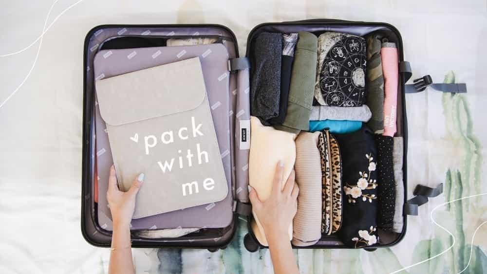 Ini Dia Cara Mudah Packing Koper Untuk Kamu yang Akan Travelling