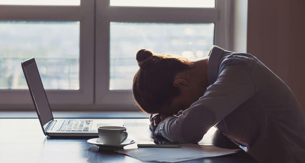 Berikut Ini Cara Menghindari Depresi Karena Pekerjaan