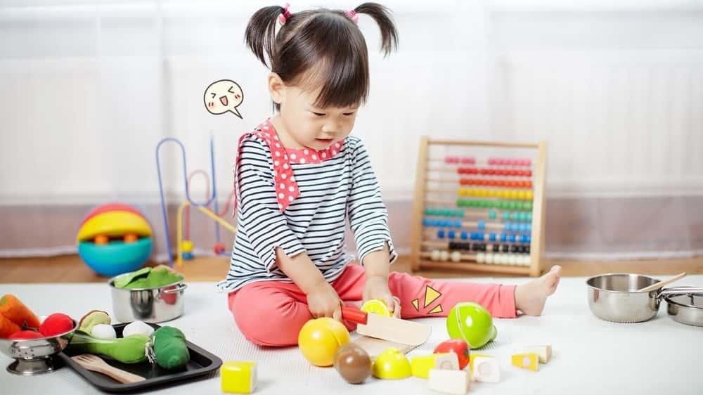 Berbagai Mainan Untuk Stimulasi Otak Anak Usia 2 Tahun ...