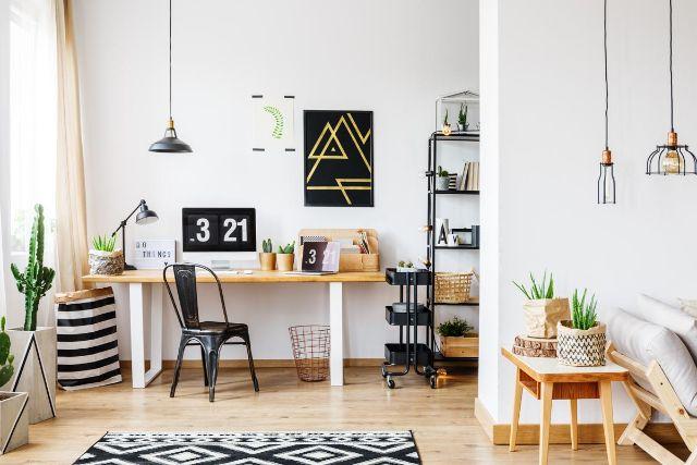 5 Ide Dekorasi Ruang Kerja Agar Kegiatan WFH Terasa Lebih Menyenangkan