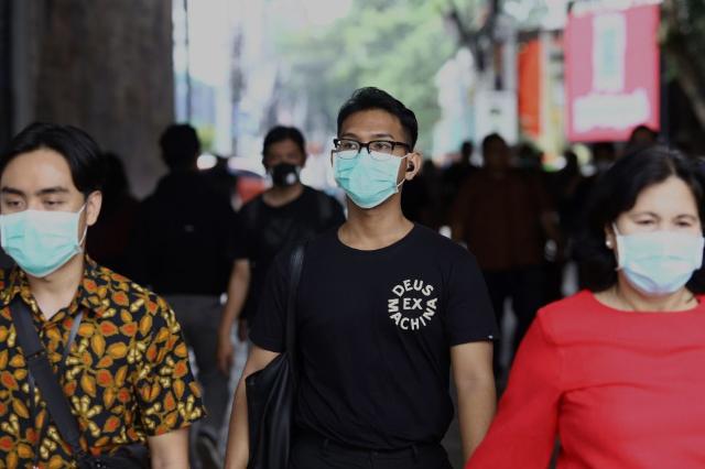 Pandemi Covid-19, Masker dan Jaga Jarak Terbukti Tekan Risiko Penularan