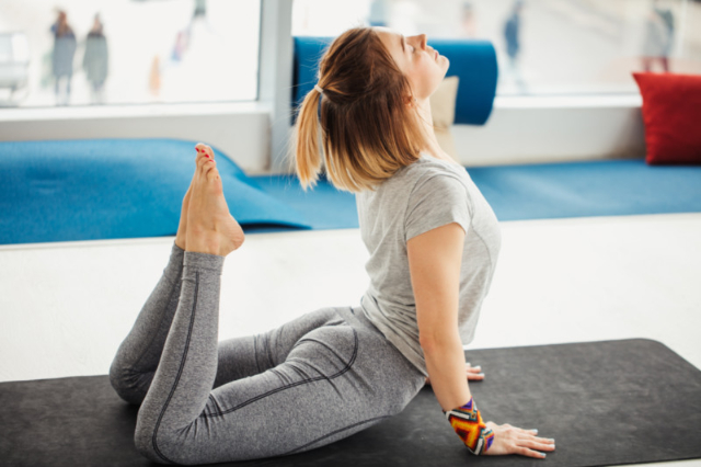 5 Manfaat Yoga Untuk Bantu Diet Kamu!