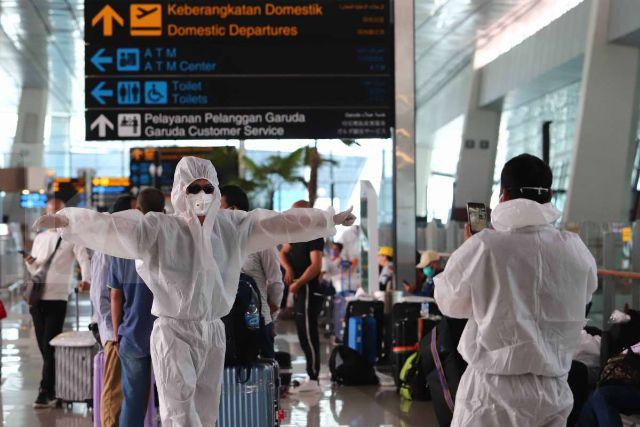 PSBB: Deretan Syarat Terbang Dari Soetta yang Perlu Diketahui