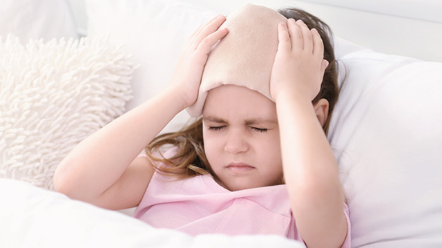 Covid-19 Pada Anak: Sering Alami Sakit Kepala dan Kelelahan