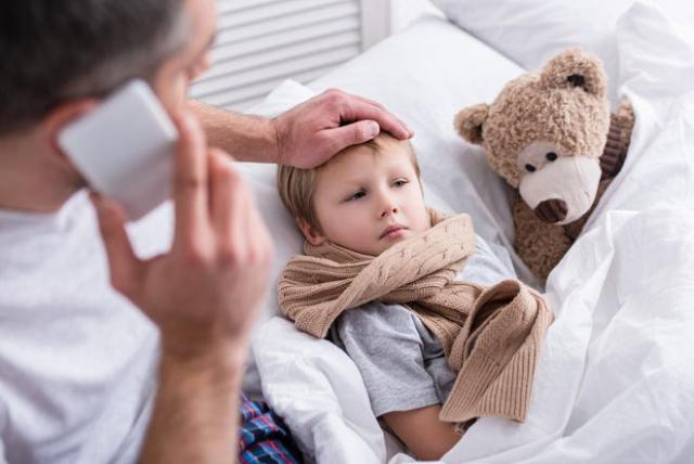 Faskes Sulit Diakses Selama Pandemi, Ini Pertolongan Pertama Saat Anak Sakit