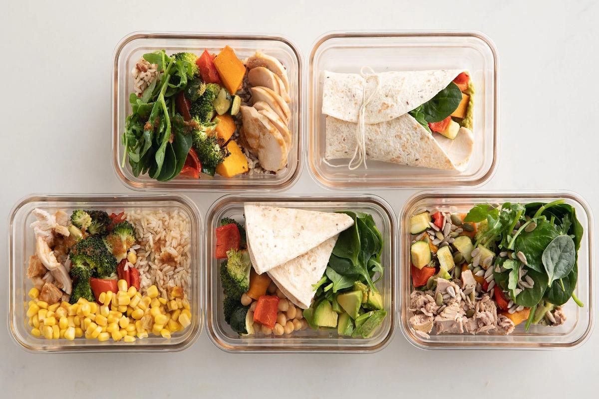 Siapkan Meal Prep Saat Weekend, Begini Cara Lakukannya