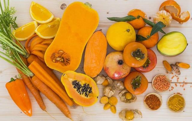 Beda Warna Beda Manfaat, Ini 5 Buah dan Sayur Dengan Khasiatnya Untuk Imunitas