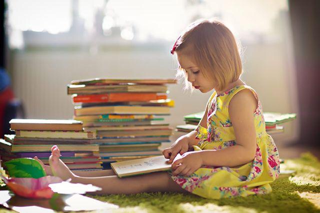 Kebiasaan Gemar Membaca, Memiliki Dampak Baik Untuk Kecerdasan Hingga Kesehatan Anak