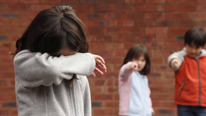 Dampak Bullying Pada Anak, Bisa Sebabkan Perubahan Struktur Otak