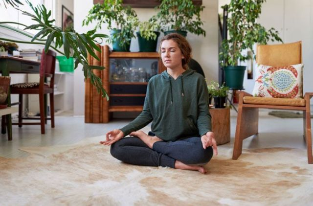 Meditasi Miliki Efek Redakan Stres, Kegiatan yang Cocok Dilakukan Saat Akhir Pekan