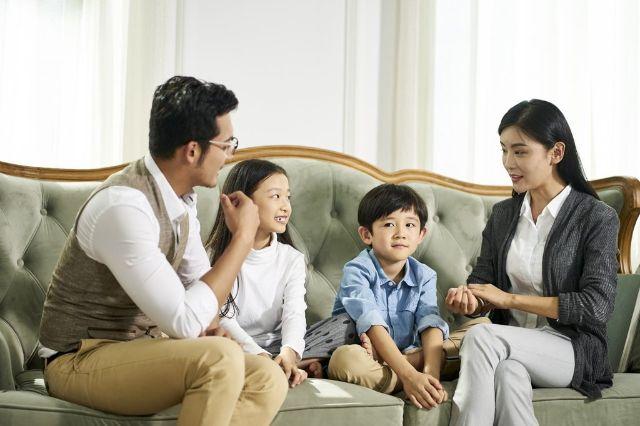 6 Cara Tumbuhkan Sikap Asertif Pada Anak