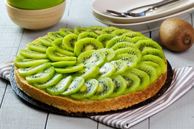 5 Sajian Berbahan Kiwi, Buah Segar Kaya Vitamin C. Cocok Disantap Saat Weekend