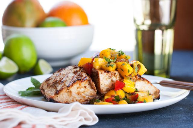 5 Ide Sarapan Berbahan Mangga. Buah Manis yang Kaya Akan Vitamin C