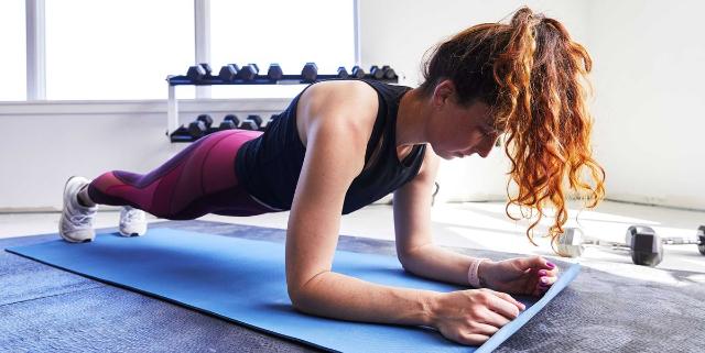 5 Variasi Plank yang Kaya Akan Manfaat, Yuk Jadikan Rutinitas!