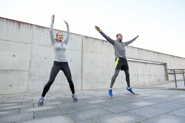 Wow! 5 Gerakan Olahraga Ini Bisa Bantu Atasi Stres, Lho